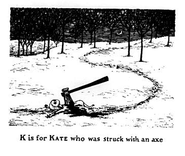 k is for kate