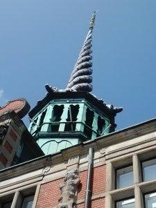 Børsen, 400 year old stock exchange
